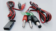 HYPERION TX/RX CHARGE LEADS - FUTABA # HP-WR017