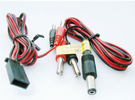 HYPERION TX/RX CHARGE LEADS - AIRTRONICS-HITEC # HP-WR019