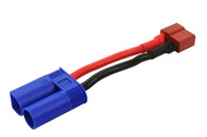 Common Sense RC Deans-type Female to EC5 Male Conversion Adapter