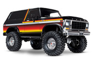 Traxxas TRA82046-4 Ford Bronco: 4WD Electric Truck w/ TQi Traxxas Link Enabled 2.4GHz Radio System