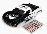 Traxxas 6849 - Body, Slash 4X4/Slash, Fox Edition (painted, decals applied)