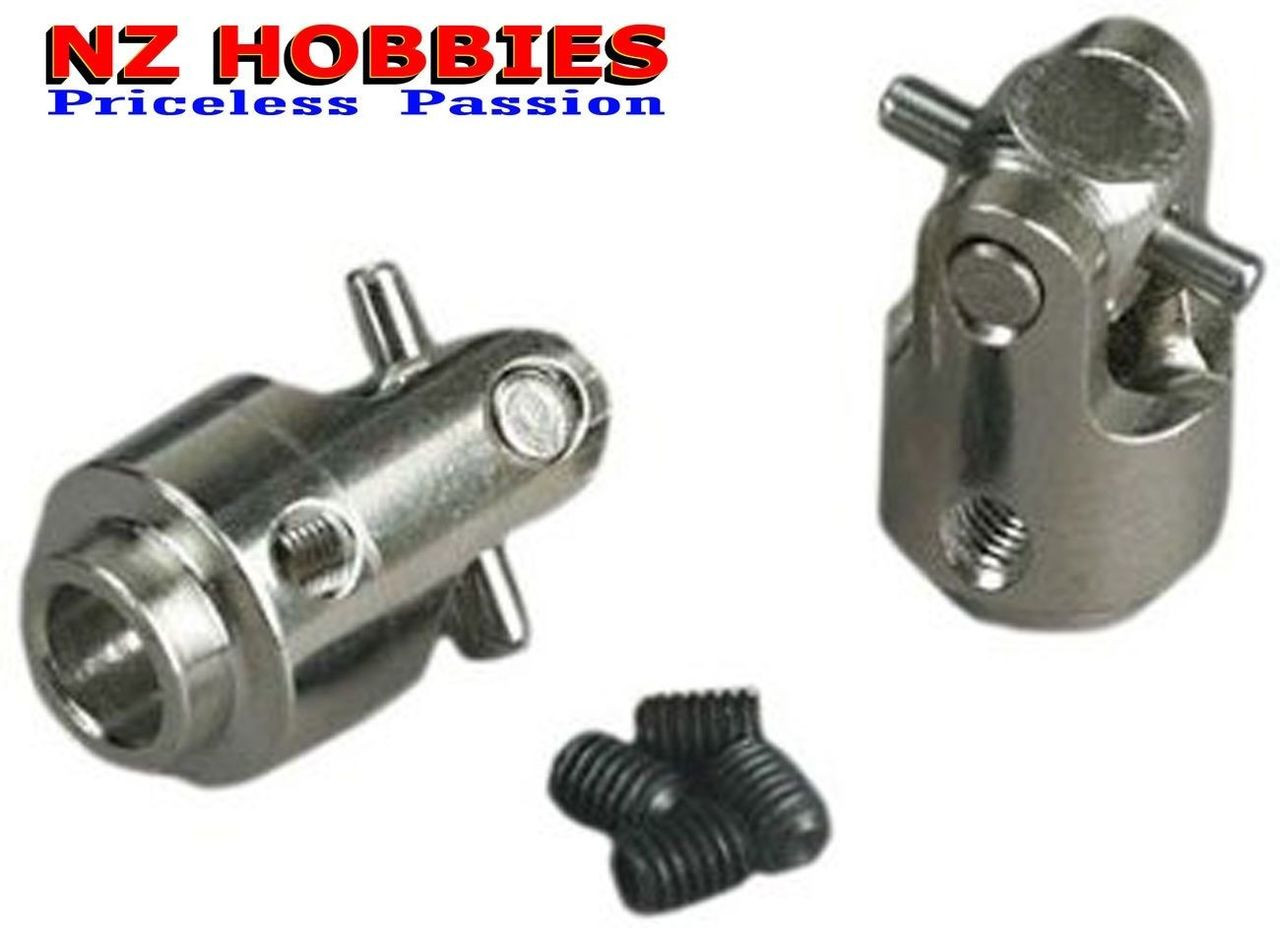 Traxxas 4628x Differential Hardened Steel Drive Yokes Nitro Slash Rustler Parts Diagram 2wd Image 1