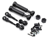 MIP 10132 Front X-DUTY CVD Kit Kit w/ Keyed Axles Slash 4X4 / Rally VXL