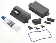 Traxxas 3628 Sealed Receiver Box Kit Slash 4X4 / Rustler / Bandit / Stampede 4X4