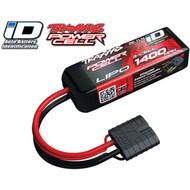 Traxxas 2823X 3S 11.1V 1400mAh 25C LiPo Battery : 1/16 Summit Rally VXL