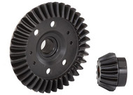 Traxxas 6879R Differential Ring Gear Machined, Spiral Cut : Slash 4X4 / XO-1 / Rally / Stampede 4X4