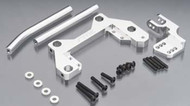 STRC ST30792PS Alum Off Axle Servo Mount/Panhard Kit: Axial Wraith