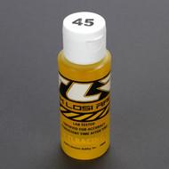 Losi TLR74012 Silicone Shock Oil, 45wt, 2oz