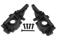 Traxxas 7029X - Bulkhead, rear (left & right halves)/ 3x10mm BCS (4)