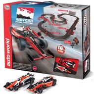 AutoWorld INDYCAR Road Course Super III Race Set HO Slot Car AFX AW SRS296