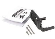 Traxxas 3677 - Wheelie Bar Mount (1) / Hardware (Black) : Stampede, Rustler, Bandit, Slash