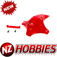 Blade BLH9604RE Canopy, RED : Inductrix Plus FPV
