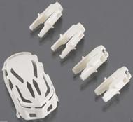 Brand New ESTES 4620 Body/Motor Holder Set White Proto X/Syncro/SLT # ESTE4620