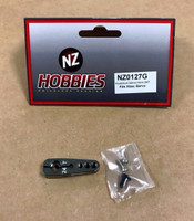 NZHOBBIES NZ0128G Aluminum Servo Horn 24T (Grey) Hitec Servos