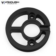 Vanquish VPS07990 Yeti Motor Cam Black Anodized : Axial Yeti or RR10 Bomber