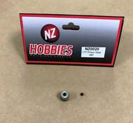 NZHOBBIES 48DP / 48P 17T Aluminum Pinion Gear 48-Pitch 17-Tooth # NZ0020