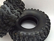 Ottsix RC Voodoo KLR 1.9 Crawler Tire Silver Compound Soft RC CARS / TRUCKS