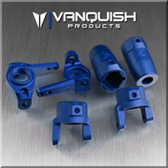 Vanquish Products VPS06520 AXIAL SCX10 STAGE ONE KIT BLUE ANODIZED