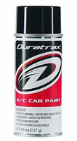 Duratrax DTXR4250 PC250 Polycarbonate Spray Can Basic Black RC Bodies 4.5 oz