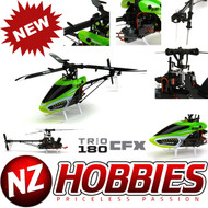 Blade Trio 180 CFX BNF Basic Brushless 3D RC Helicopter # BLH3750