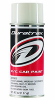 Duratrax DTXR4251 PC250 Polycarbonate Spray Can Bright White RC Bodies 4.5 oz