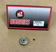 NZHOBBIES 48DP / 48P 33T Aluminum Pinion Gear 48-Pitch 33-Tooth # NZ0004