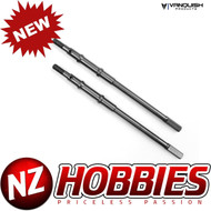 VANQUISH PRODUCTS VPS08082 SCX10 II Chromoly Rear Axle Shafts (2)