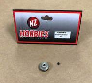 NZHOBBIES 48DP / 48P 27T Aluminum Pinion Gear 48-Pitch 27-Tooth # NZ0010