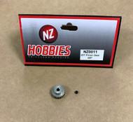 NZHOBBIES 48DP / 48P 26T Aluminum Pinion Gear 48-Pitch 26-Tooth # NZ0011