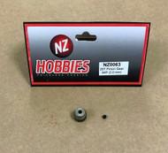 NZHOBBIES 64DP / 64P 26T Aluminum Pinion Gear 3mm Shaft 64-Pitch 26-Tooth