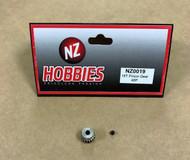 NZHOBBIES 48DP / 48P 18T Aluminum Pinion Gear 48-Pitch 18-Tooth # NZ0019