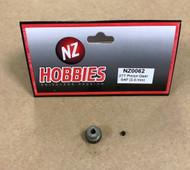 NZHOBBIES 64DP / 64P 27T Aluminum Pinion Gear 3mm Shaft 64-Pitch 27-Tooth