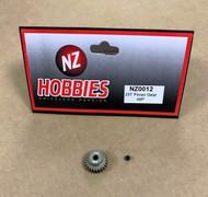 NZHOBBIES 48DP / 48P 25T Aluminum Pinion Gear 48-Pitch 25-Tooth # NZ0012