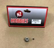 NZHOBBIES 48DP / 48P 19T Aluminum Pinion Gear 48-Pitch 19-Tooth # NZ0018