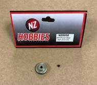 NZHOBBIES 64DP / 64P 39T Aluminum Pinion Gear 3mm Shaft 64-Pitch 39-Tooth