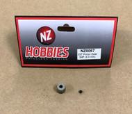 NZHOBBIES 64DP / 64P 22T Aluminum Pinion Gear 3mm Shaft 64-Pitch 22-Tooth