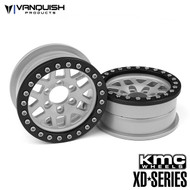 Vanquish VPS08041 KMC 2.2 XD229 MACHETE CLEAR ANODIZED (2)