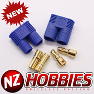 NZHOBBIES EC3 Connectors - (1) Male, (1) Female # NZ0112