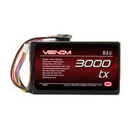 Venom 3000mAh 11.1V Triple Cell 3S 5C LiPo Transmitter Pack: M11, MX3