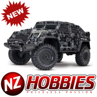 Traxxas 82066-4 TRX-4 Scale & Trail Crawler w/ Tactical Unit Body RTR