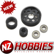 SSD RC SSD00172 HD Steel Transmission Gear Set for SMT10 / SCX10 / Wraith