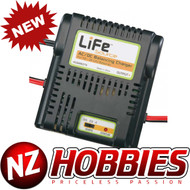 Hobbico LiFeSource AC/DC Balancing Charger 1S-3S # HCAM6376