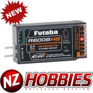 Futaba R6008HS 8-Channel FASST Receiver