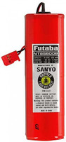 Futaba Battery FNT8S600B 9.6V 600mAh