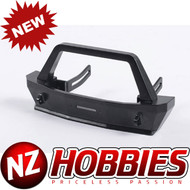 RC4WD RC4ZS1313 Tough Armor Stubby Front Winch Bumper : Axial SCX10