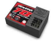 Brand New Traxxas 6519 Receiver Micro TQ 2.4GHz (3CH) # TRA6519