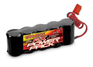 Traxxas NiMH 5-Cell 6V 1200mAh Rx Receiver Flat Battery Pack 1/10 Jato 3.3 #3036