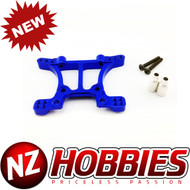 Venom / Atomik 1:10 Alloy Front Shock Tower, Blue for Traxxas Stampede 4x4