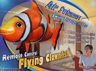 William Mark AS002 Flying Clownfish Air Swimmers Remote Controlled # AS002