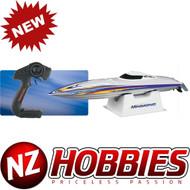 AquaCraft AQUB1806 Minimono Brushless Boat TTX300 2.4GHZ RTR